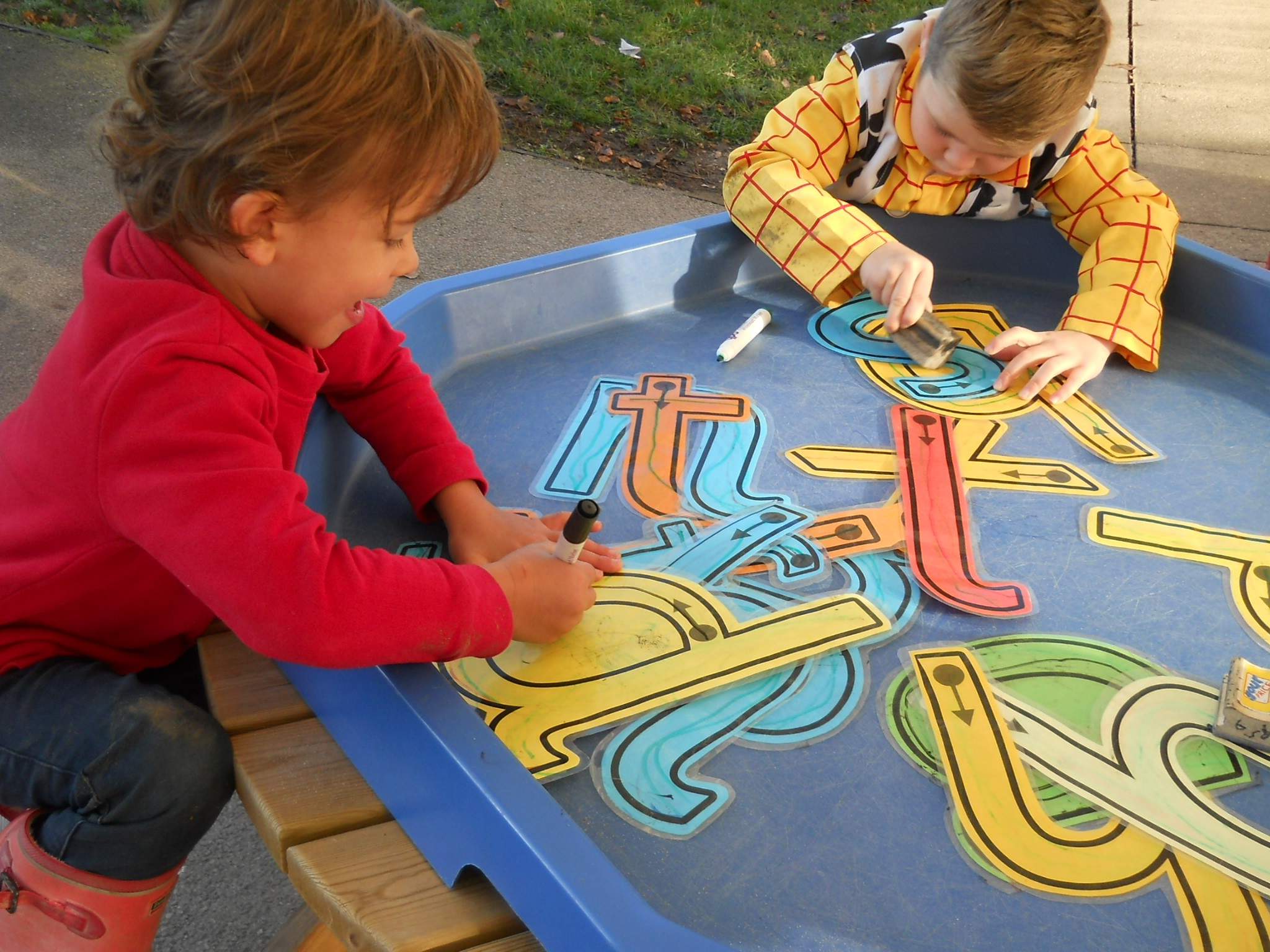 Curriculum EYFS – Wickersley St Alban's CE Primary