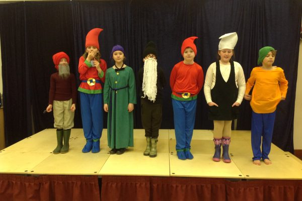 Dwarfs for Snow White